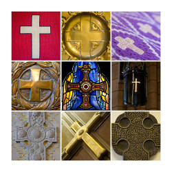 Pictures on the theme of 'Crosses'.
