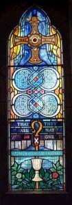 St Cuthbert window